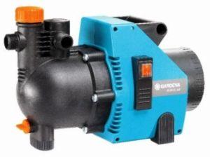Садовый насос Gardena 4000/5 Jet ― бензоинструмента и электроинструмента